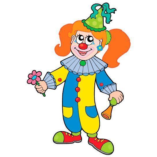 Znalezione obrazy dla zapytania klaun