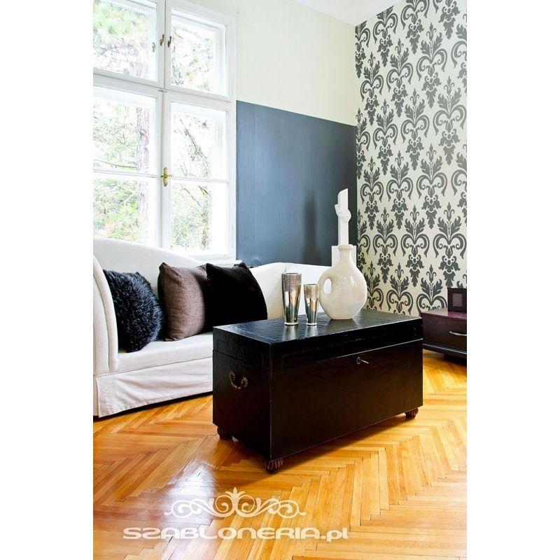 szablon malarski z tworzywa abstrakcje 114 szablony malarskie i naklejki na. Black Bedroom Furniture Sets. Home Design Ideas
